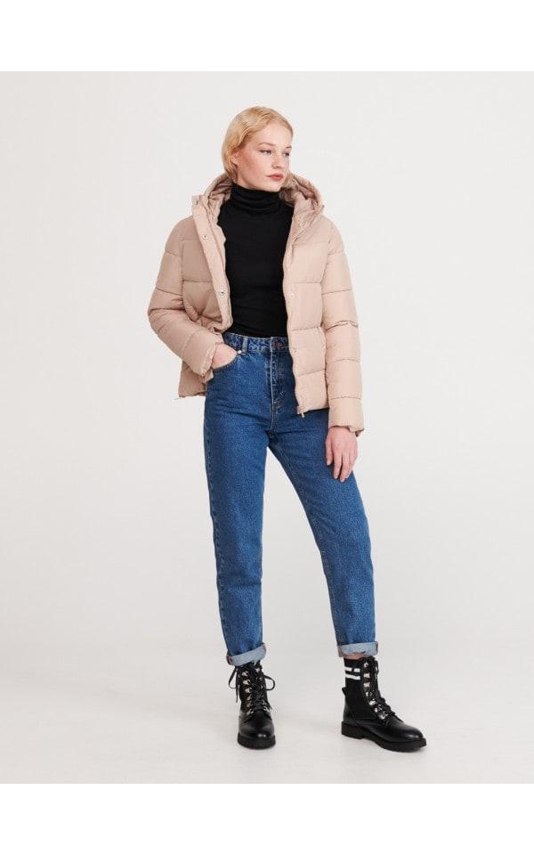 Стеганая куртка, RESERVED, XT136-08X