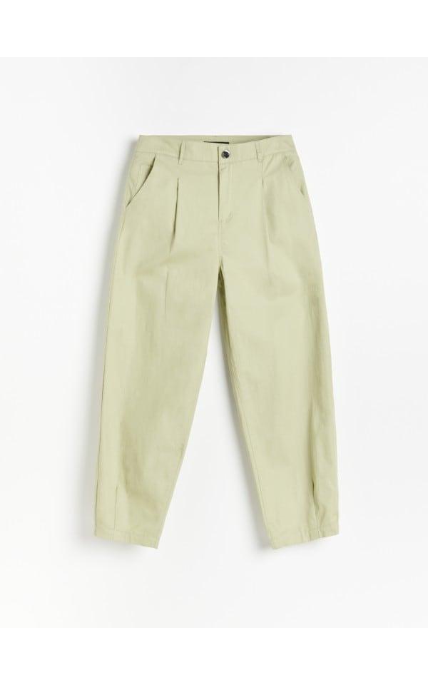 Хлопчатобумажные брюки, RESERVED, YS690-07X