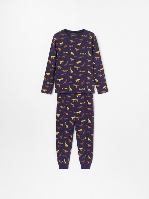 Пижама с принтом