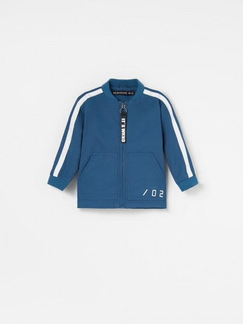 Babies` outer jacket