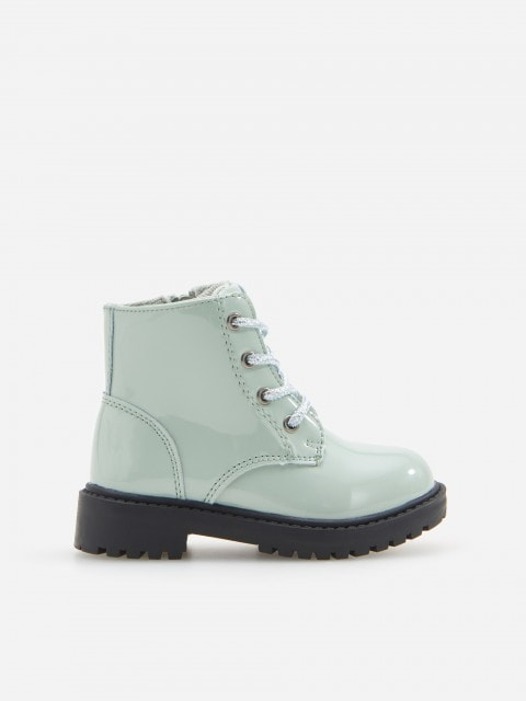 Girls` ankle boots