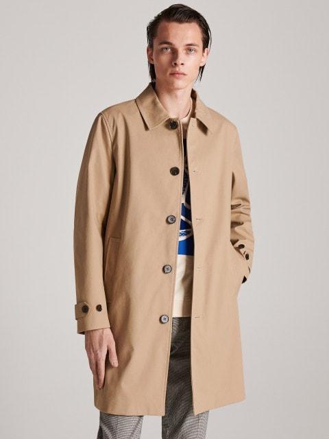 Klasický kabát