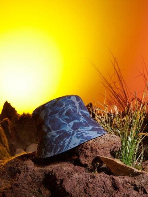 Obojstranný klobúk typu bucket
