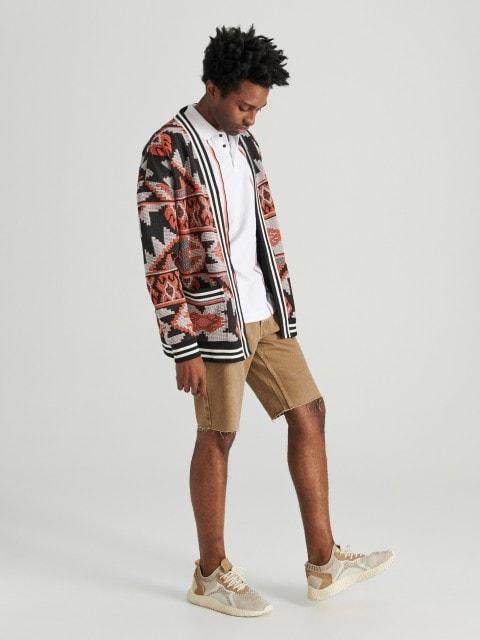 Rifľové šortky