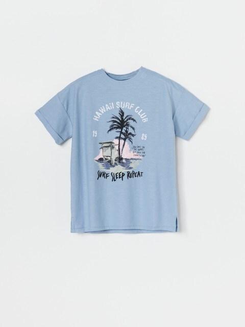 Bavlnené tričko spotlačou