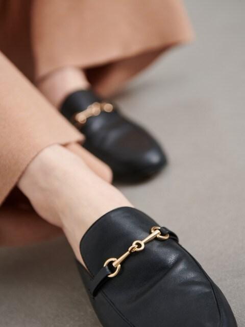 Topánky mule