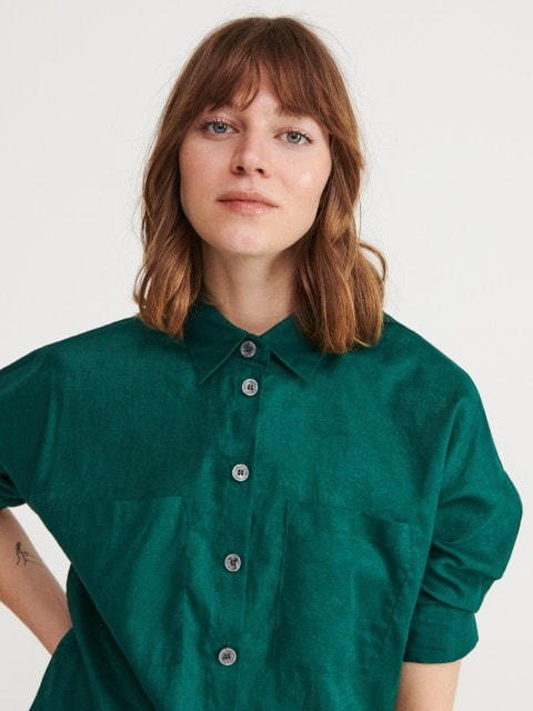 Ľanová košeľa