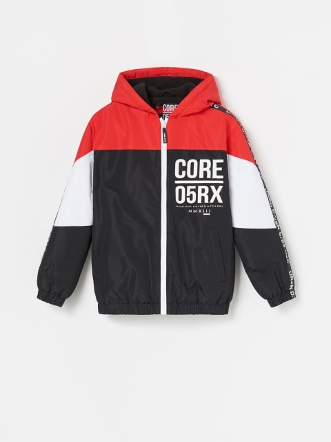 Куртка з каптуром