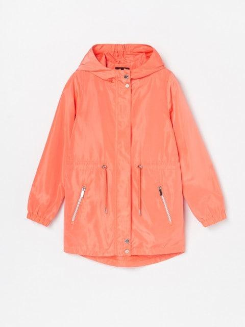 Куртка-парка з каптуром
